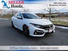 2021_Honda_Civic Hatchback_Sport_ Winchester VA