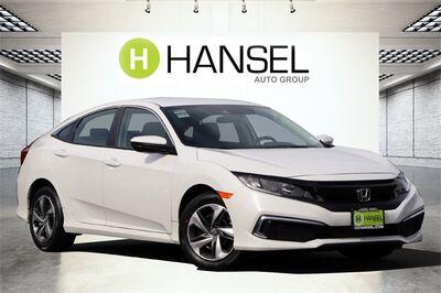 2021_Honda_Civic_LX_ Santa Rosa CA
