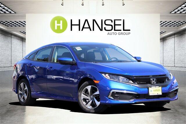 2021 Honda Civic LX Santa Rosa CA
