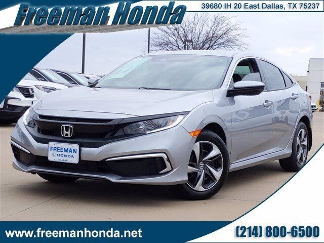 2021 Honda Civic LX Dallas TX