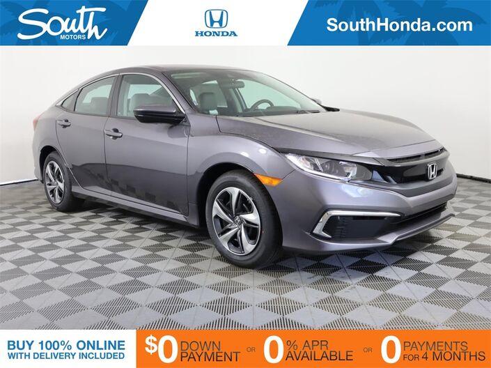 2021 Honda Civic LX Miami FL
