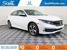 2021_Honda_Civic_LX_ Miami FL