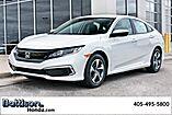 2021 Honda Civic LX Oklahoma City OK