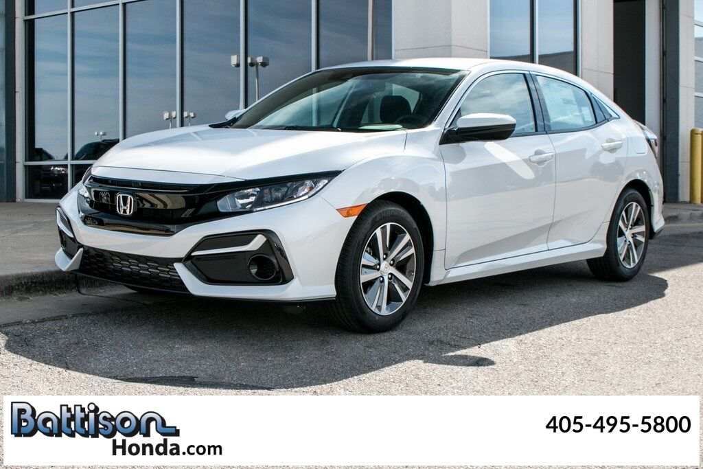 2021_Honda_Civic_LX_ Oklahoma City OK