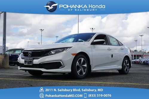 2021_Honda_Civic_LX_ Salisbury MD