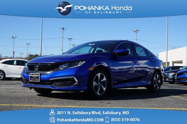 2021 Honda Civic LX Salisbury MD