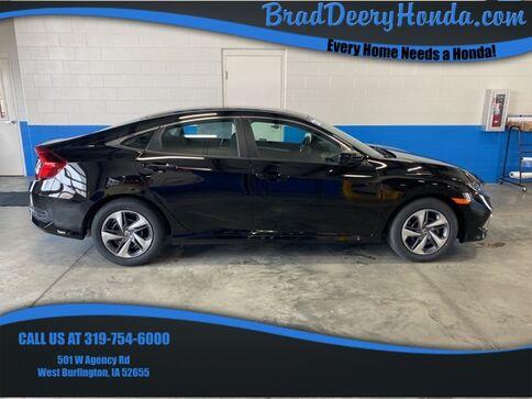 2021_Honda_Civic_LX_ West Burlington IA
