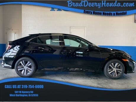 2021 Honda Civic LX West Burlington IA