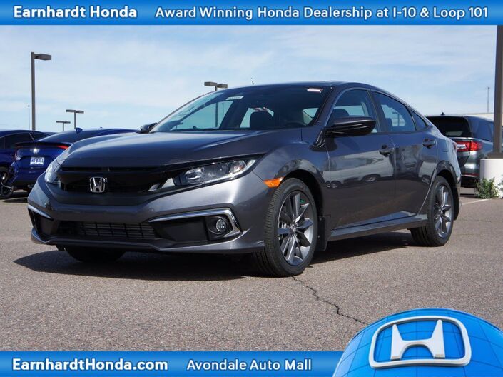 2021 Honda Civic Sedan EX CVT Avondale AZ