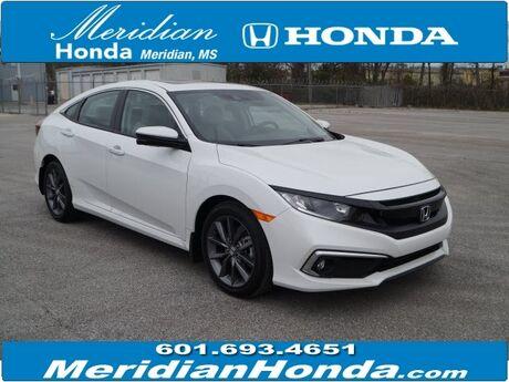 2021 Honda Civic Sedan EX CVT Meridian MS
