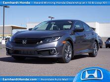 Honda Civic Sedan EX CVT 2021