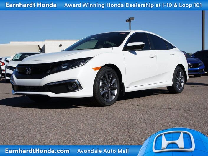 2021 Honda Civic Sedan EX-L CVT Avondale AZ