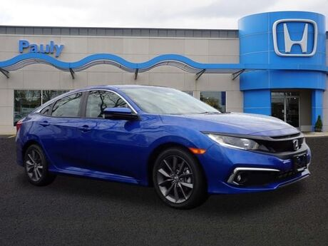 2021 Honda Civic Sedan EX Libertyville IL