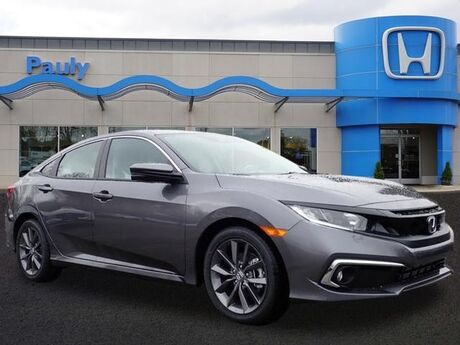 2021 Honda Civic Sedan EX Libertyville IL