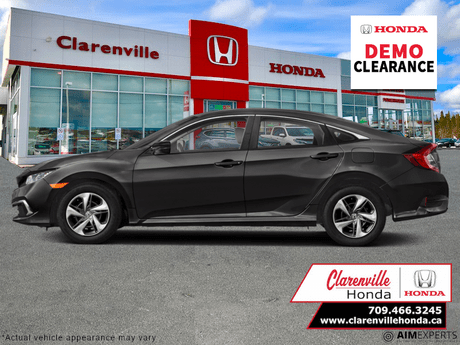 2021 Honda Civic Sedan LX   - DEMO! w. Winter tires/rims Clarenville NL