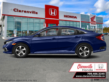 2021_Honda_Civic Sedan_LX  - Heated Seats -  Apple CarPlay - $180 B/W_ Clarenville NL