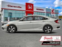 2021_Honda_Civic Sedan_LX  - Heated Seats -  Apple CarPlay - $182 B/W_ Clarenville NL
