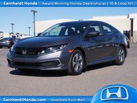 Honda Civic Sedan LX CVT 2021
