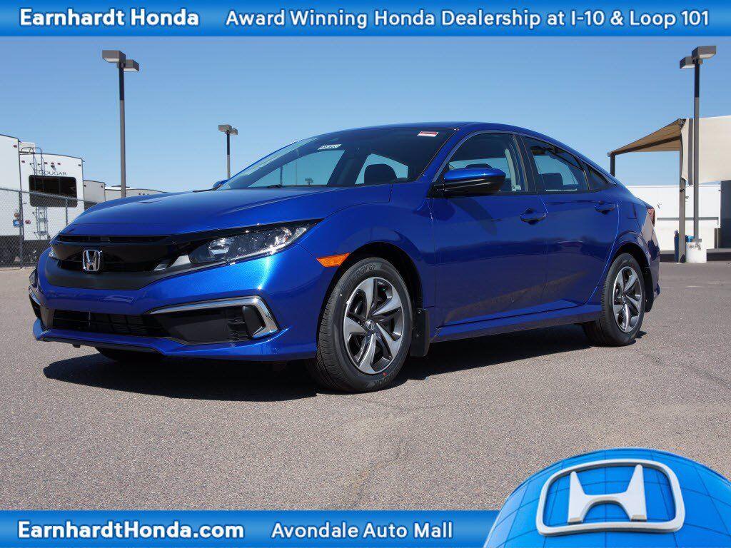 2021 Honda Civic Sedan LX CVT Avondale AZ
