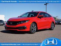 2021 Honda Civic Sedan LX CVT
