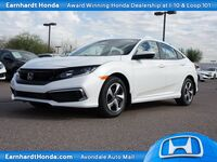 2021 Honda Civic Sedan LX CVT