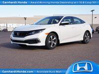 Honda Civic Sedan LX CVT 2021