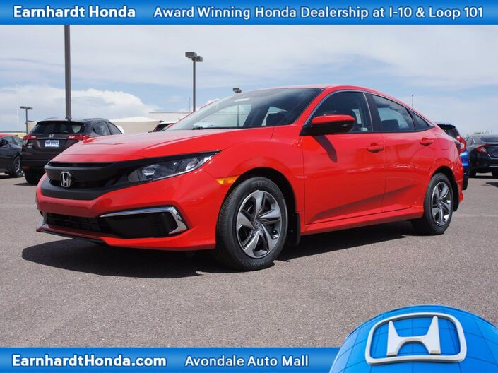 2021 Honda Civic Sedan LX CVT Avondale AZ
