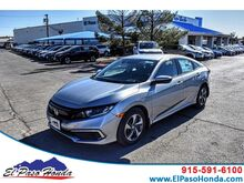 2021_Honda_Civic Sedan_LX CVT_ El Paso TX