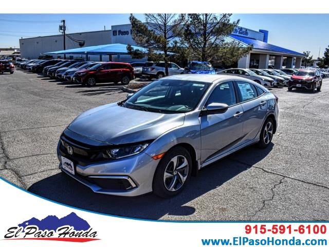 2021 Honda Civic Sedan LX CVT El Paso TX