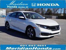 2021_Honda_Civic Sedan_LX CVT_ Meridian MS