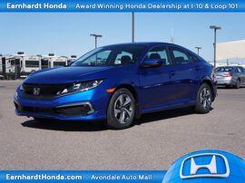2021_Honda_Civic Sedan_LX CVT_ Phoenix AZ