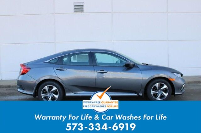 2021 Honda Civic Sedan LX Cape Girardeau MO
