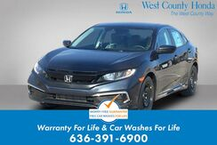 2021_Honda_Civic Sedan_LX_ Ellisville MO