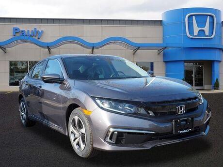 2021 Honda Civic Sedan LX Libertyville IL