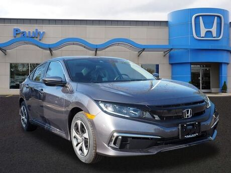 2021 Honda Civic Sedan LX Libertyville IL