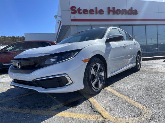 2021 Honda Civic Sedan LX St. John's NL