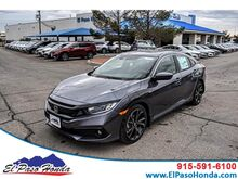 2021_Honda_Civic Sedan_SPORT CVT_ El Paso TX