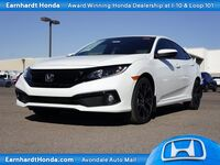 Honda Civic Sedan Sport CVT 2021