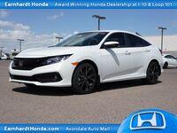 Honda Civic Sedan Sport CVT 2021