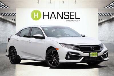 2021_Honda_Civic_Sport_ Santa Rosa CA
