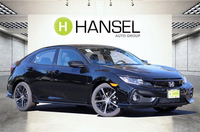2021 Honda Civic Sport Santa Rosa CA