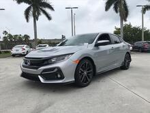 2021_Honda_Civic_Sport_ Delray Beach FL