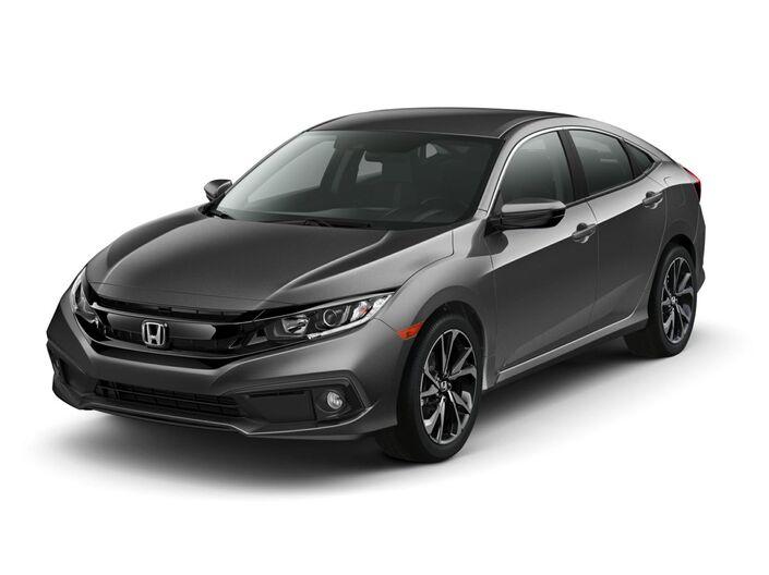 2021 Honda Civic Sport Bay Shore NY