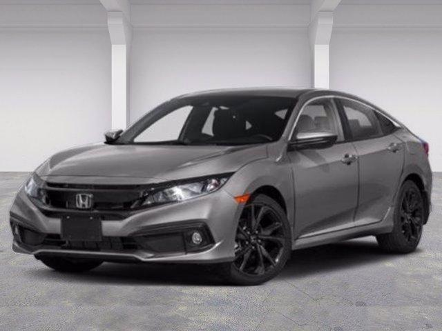 2021 Honda Civic Sport CVT Dartmouth MA