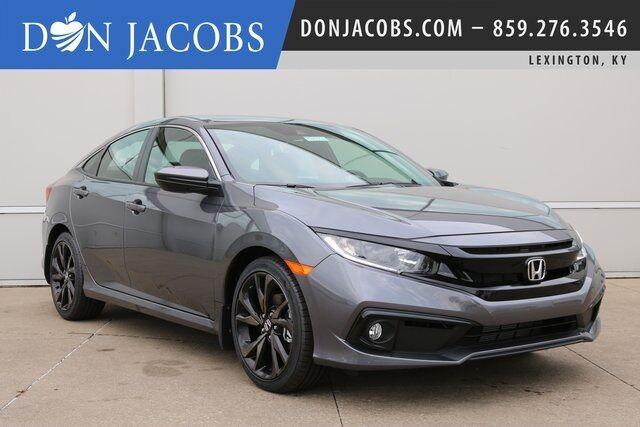 2021 Honda Civic Sport Lexington KY