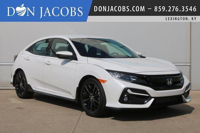 2021 Honda Civic Sport Lexington KY