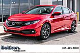 2021 Honda Civic Sport Oklahoma City OK