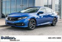 Honda Civic Sport 2021