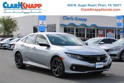 2021_Honda_Civic_Sport_ Pharr TX