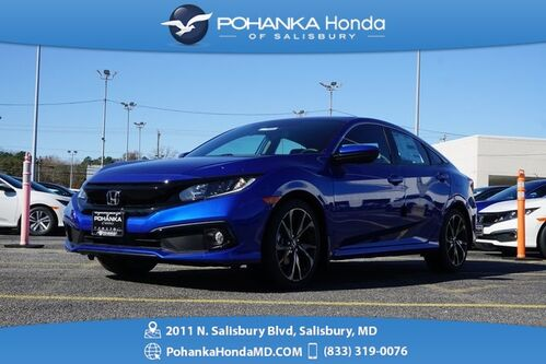 2021_Honda_Civic_Sport_ Salisbury MD